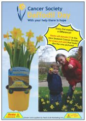 Daffodil Day Posters 2020